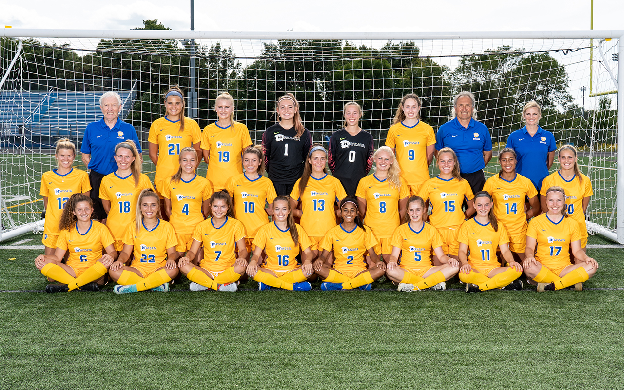 2019 Soccer Girls Varsity Team Photo