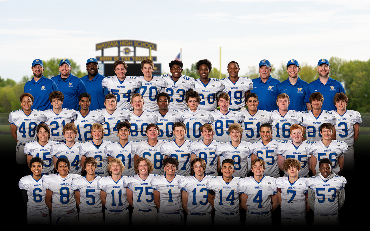 Football Sophomore Team Photo