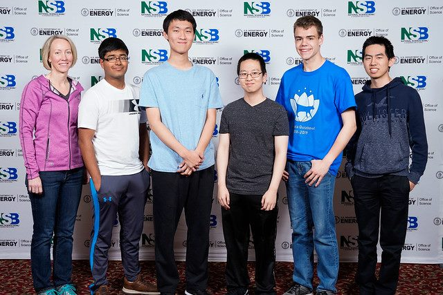 Science Bowl Wins National Championship