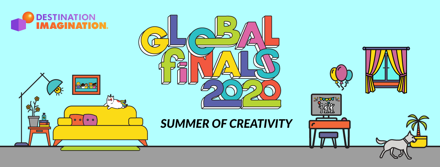 DI Global Finals 2020 Summer of Creativity