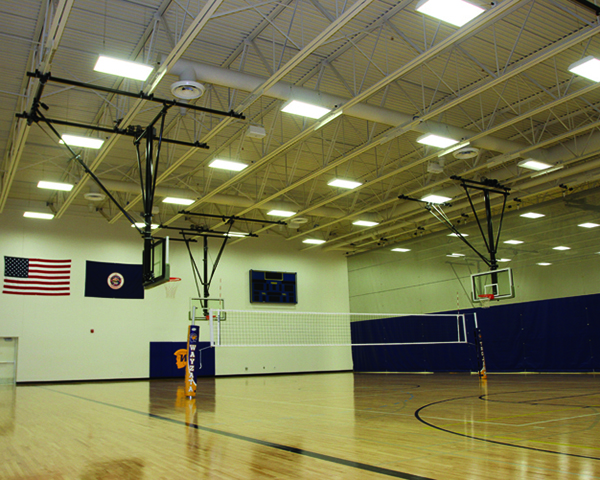 Gymnasiums & Courts