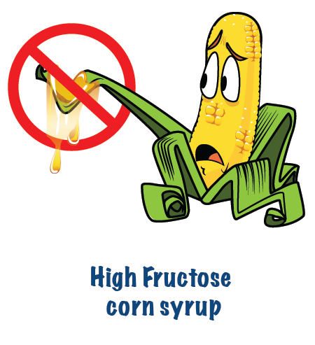 Our Commitment: Less High Fructose Corn Syrup