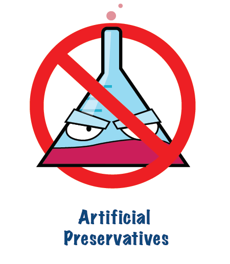 Our Commitment: Reducing Artificial Preservatives