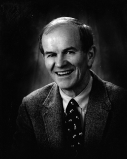 Distinguished Alumni: Parker W. Borg, Graduated 1957, Inducted 2004