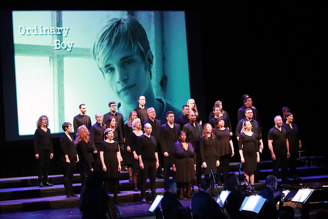 "Grammy Award-Winning Conspirare Performed ""Considering Matthew Shepard"" at WHS"
