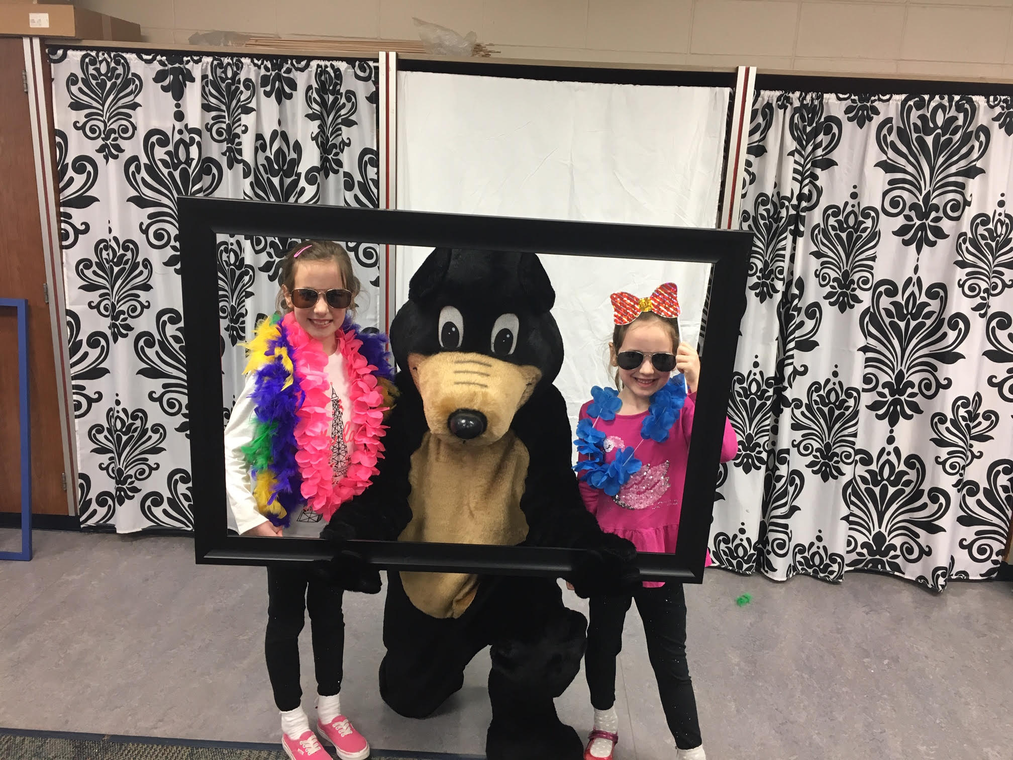 2 Students at 2018 Carnival