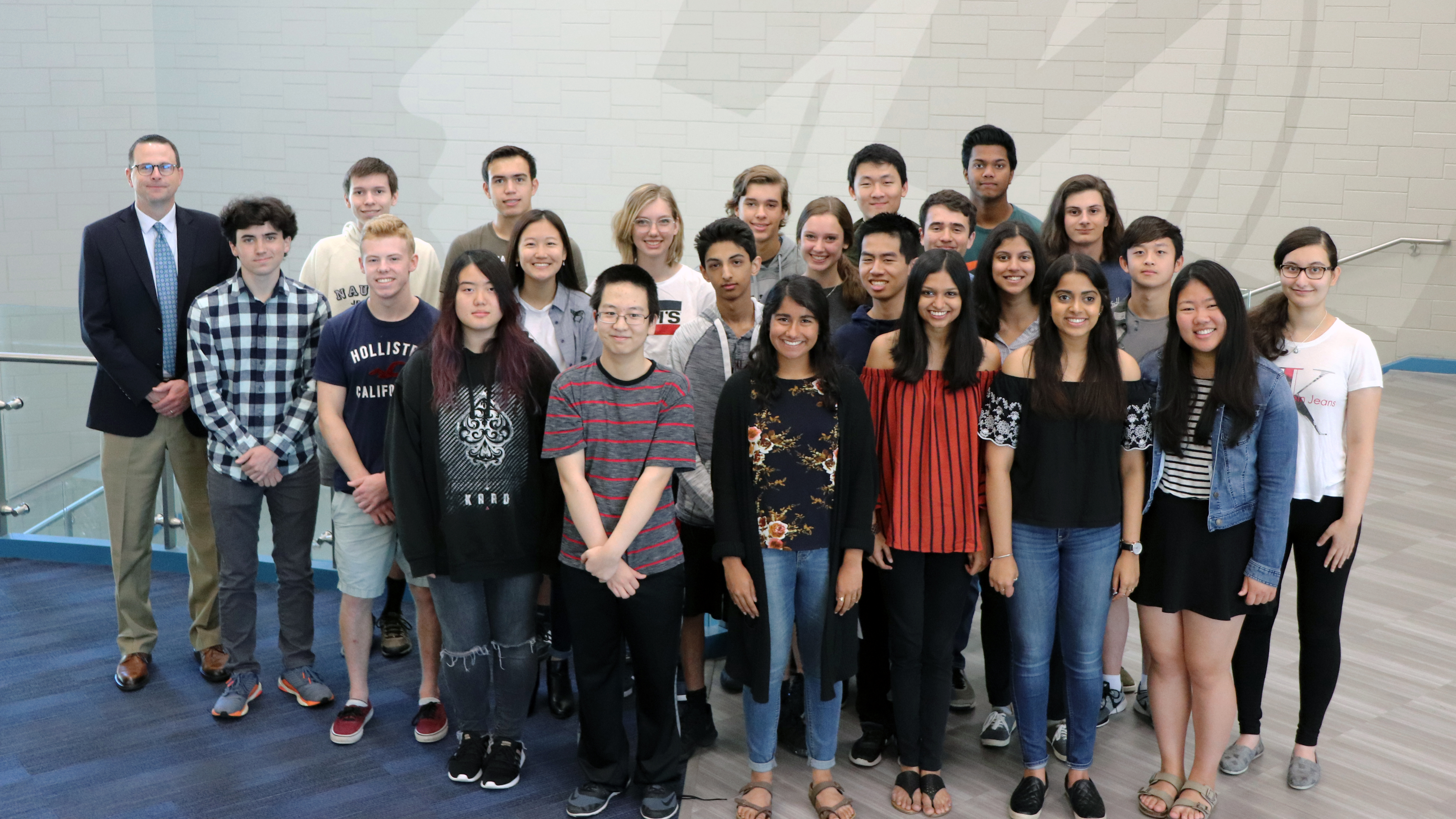 2018-2019 WHS National Merit Scholar Semifinalists Named