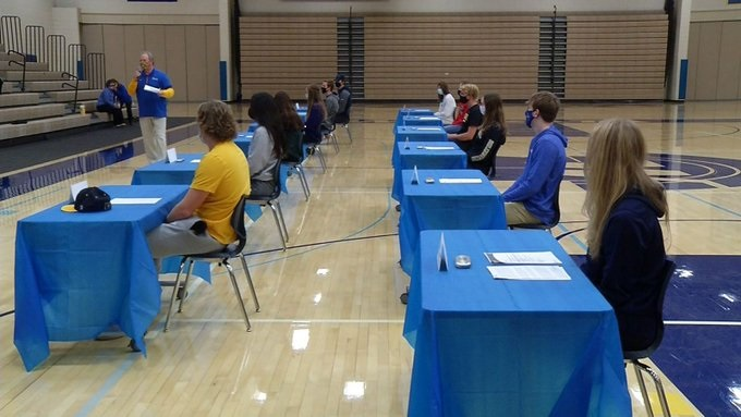 National Letter of Intent Signing Day at Wayzata