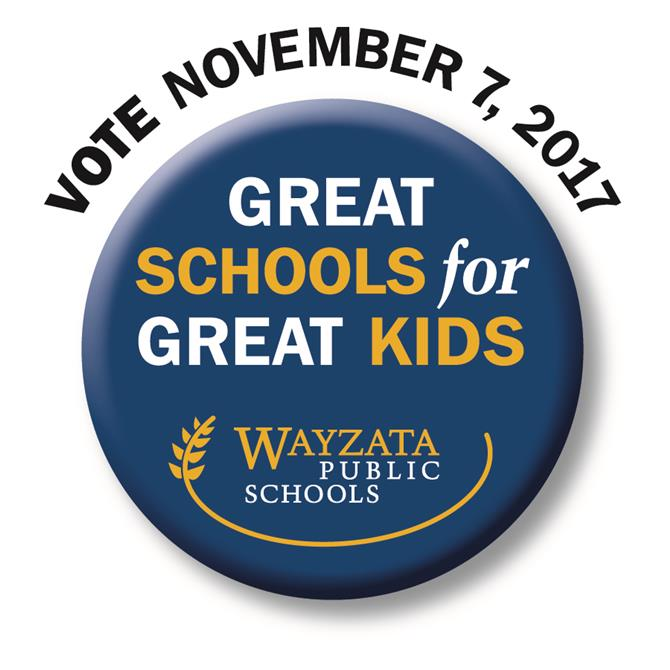 Referendum Logo: Great Schools for Great Kids